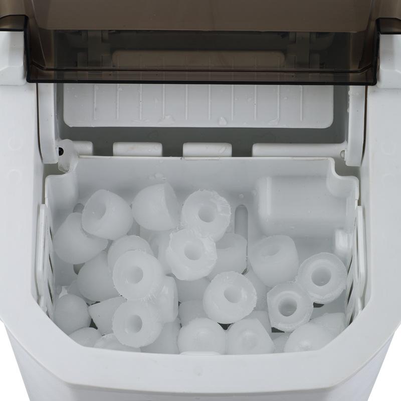 2019 جديد Getshine Z6 آلة صنع الثلج المنزلية الصغيرة 15KG آلة تصنيع مكعبات الثلج مبيعات مباشرة من المصنع