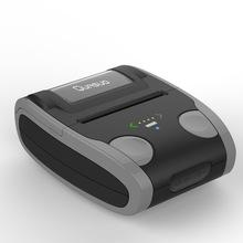 文字条码二维码图片标签打印便携式热敏打印机蓝牙票据打印机