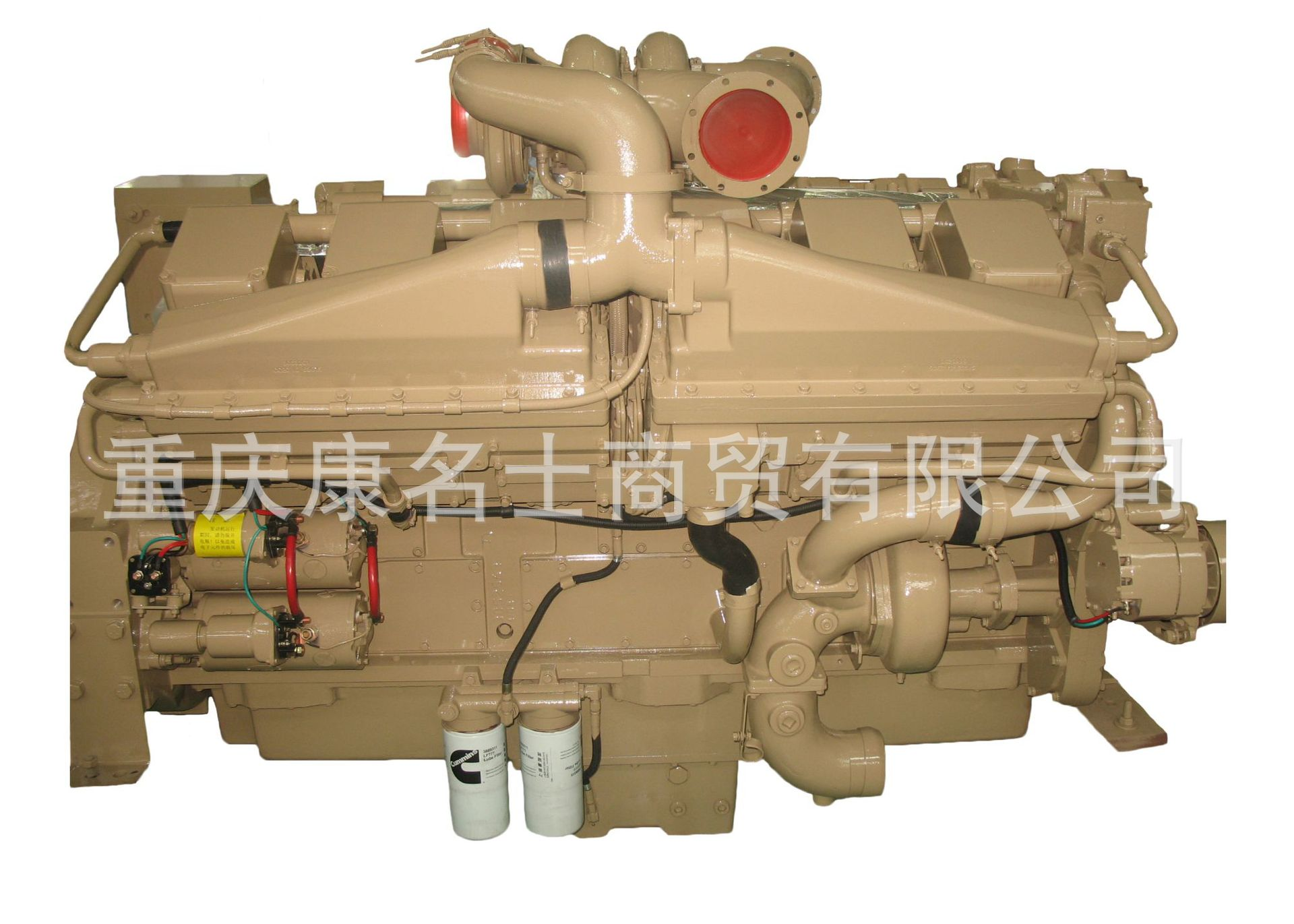 4938651康明斯汽缸体ISC 31 P5-2发动机配件厂价优惠