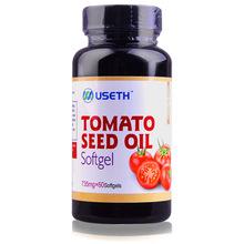 美国原装进口优氏番茄籽油软胶囊60粒 每粒番茄红素 可OEM代加工