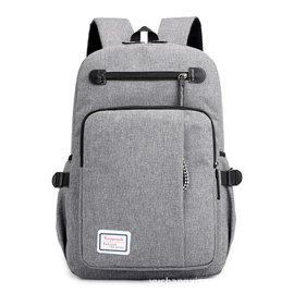 New men's backpack leisure travel usb rechargeable backpack campus large capacity student bag