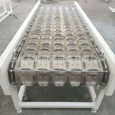 永利烘干加工各种异型输送设备 链板式输送机 根据客户要求定制