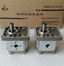 齿轮泵选型 CBN CBT液压齿轮泵选择 上海啸力高品质 型号全发货快