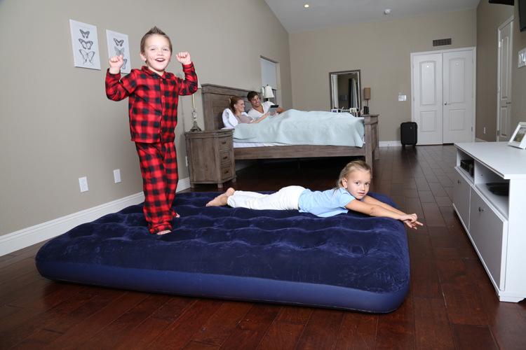 67002 137*190*25 cm colchão de ar cama