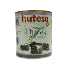 福特莎牌切片腌渍油橄榄(黑色)3kg切片黑橄榄罐头批萨意面烘焙