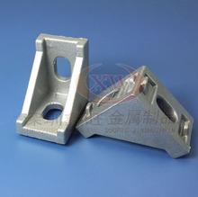 2020角件工業鋁型材2020專用直角連接2028角碼 三角支架連接配件