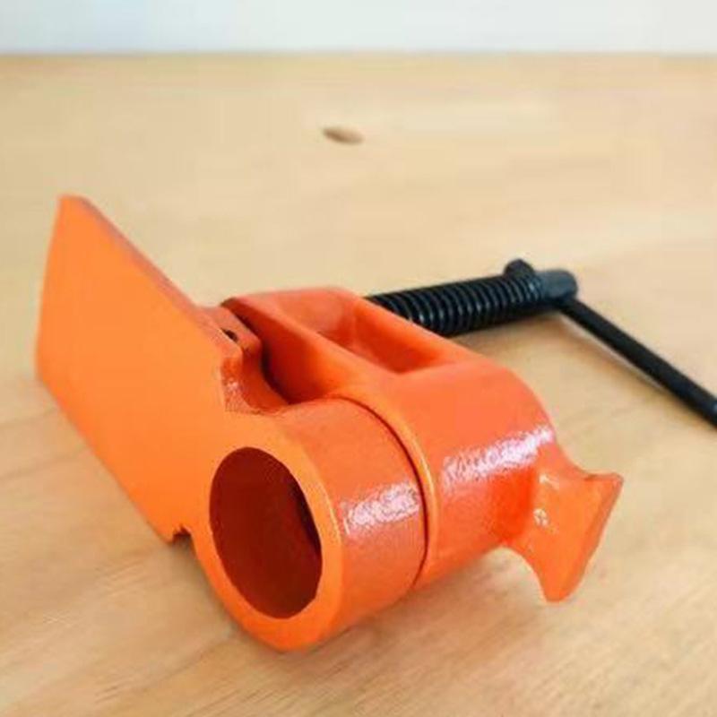 大量木工家具夹具可调节6分水管夹 水管连接夹 使用指导