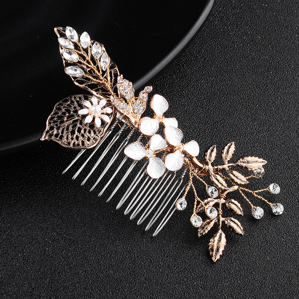 Alloy Fashion Geometric Hair accessories  (Ancient alloy) NHHS0279-Ancient alloy