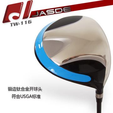 工厂专业OEM出口生产高尔夫球头,高尔夫球杆,钛合金材质DRIVER