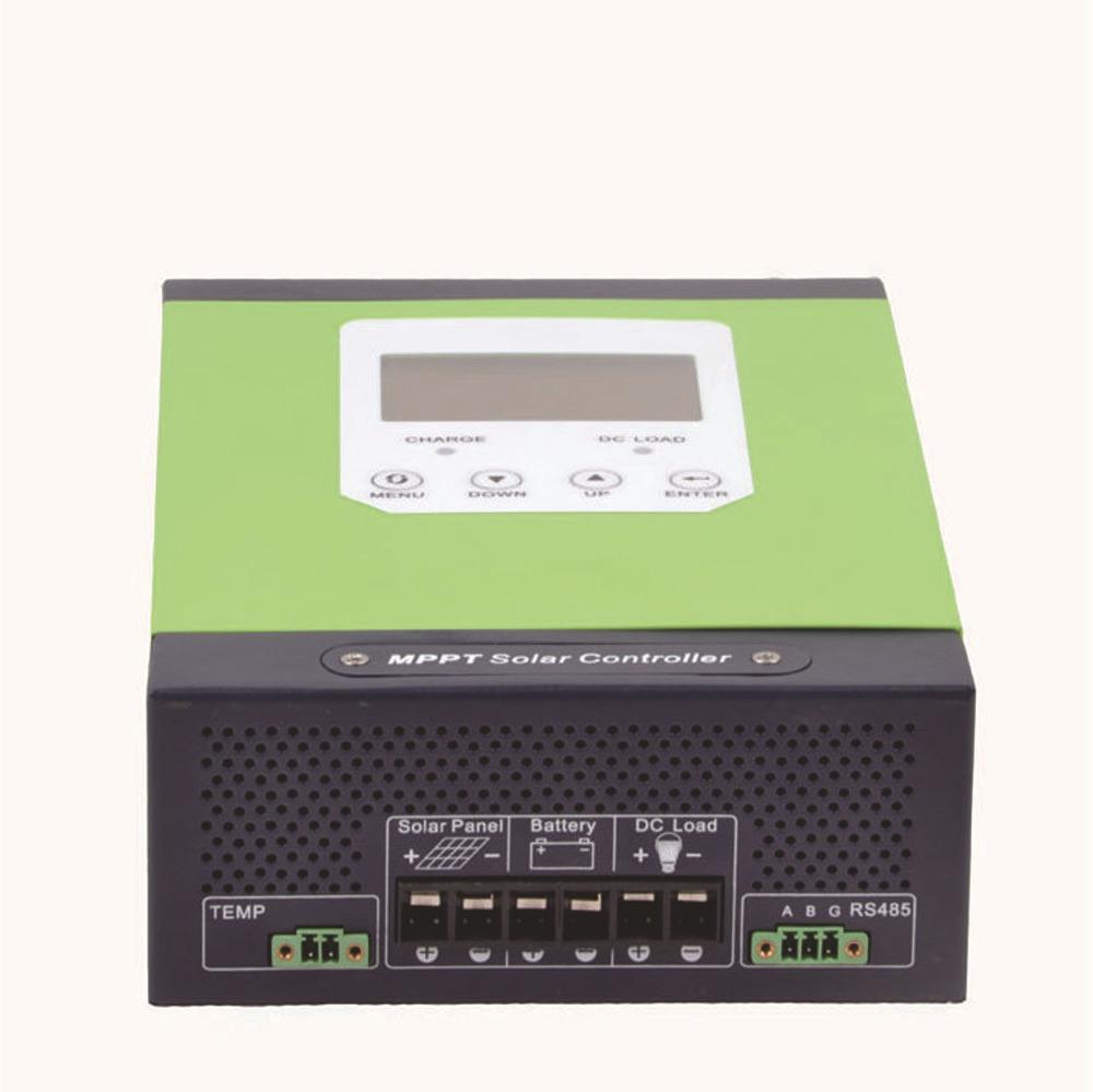 工厂直销 天源60A太阳能控制器 MPPT太阳能充电控制器