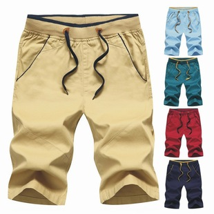 2021 summer new men's casual shorts men's plus size new products men's beach sports pants