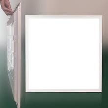 6060直下式直发光平放式LED面板灯48W超薄方形厨卫灯商照工程照明