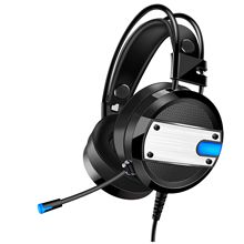 A10 Headphones Stereo Cable Eating Chicken Headphones USB Computer Gaming Headphones Direct Supply