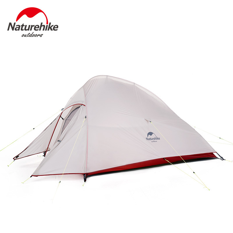 NH mover cloud still tent outdoor camping rainwater thickening 2-3 people beach camping single double wild tent