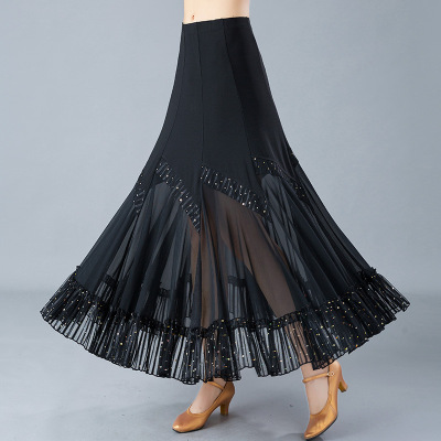 Ballroom dancing dress for women modern dance dress Waltz national standard dance practice performance