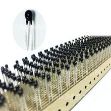 供应小黑头环氧封装NTC热敏电阻MF5A-102-3435 1K±1%