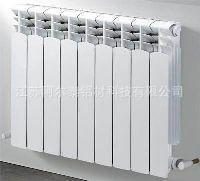 專業生產鋁合金暖氣片散熱器型材