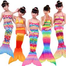 Bộ đồ bơi bé gái, thiết kế mỹ nhân ngư xinh xắn đáng yêu