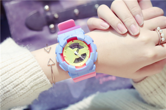 Alloy Fashion  Children watch  (All black only watch)  Fashion Watches NHJS0412-All-black-only-watch