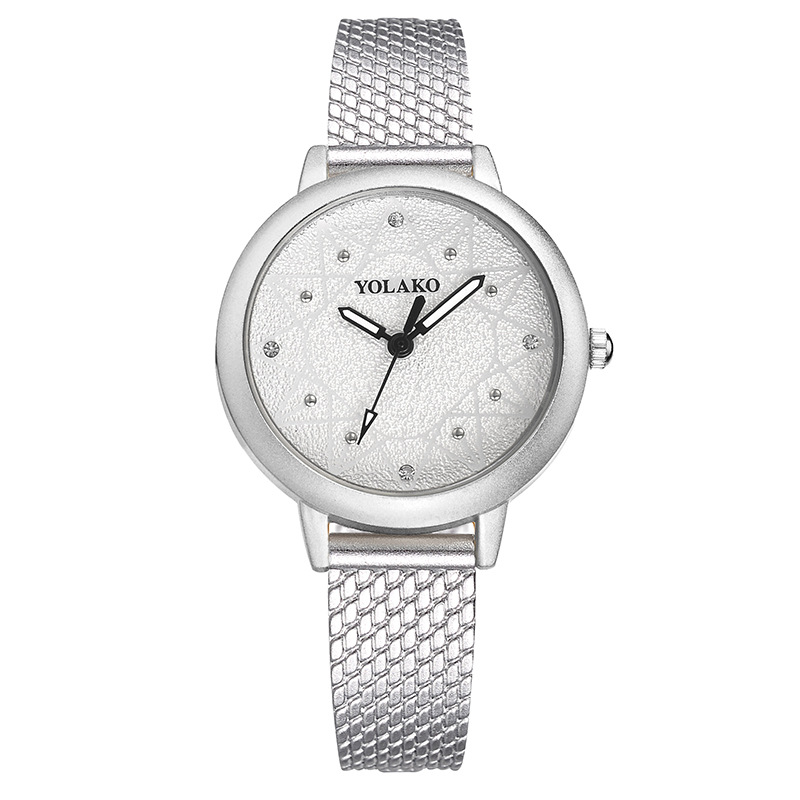 FashionWomen watch(white) NHSY1305-white