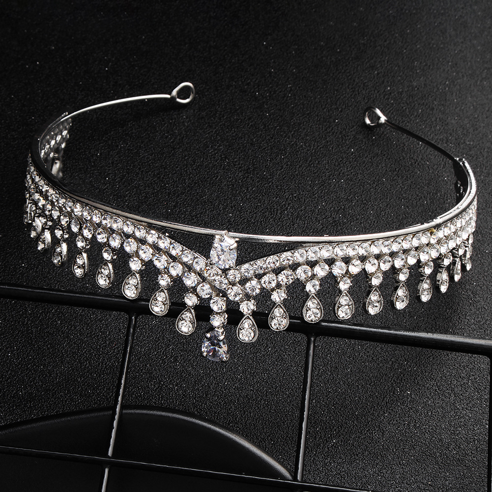 Alloy Fashion Geometric Hair accessories  (Alloy) NHHS0566-Alloy