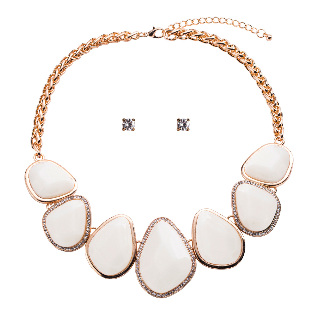 Alloy Fashionnecklace(color) NHJE1243-color