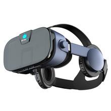 FiiT VR2F虚拟现实3d眼镜头戴式手机影院游戏头盔原装眼镜vr眼镜