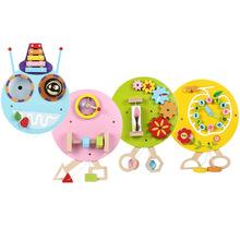幼乐比儿童幼儿园墙面玩具积木拼装益智玩具走廊游戏早教家用