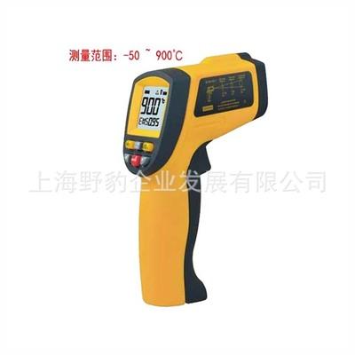 厂家批发OT900红外线测温仪 便携式测温仪 激光瞄准