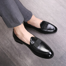 跨境leather formal shoes for men big size shoes men fashion