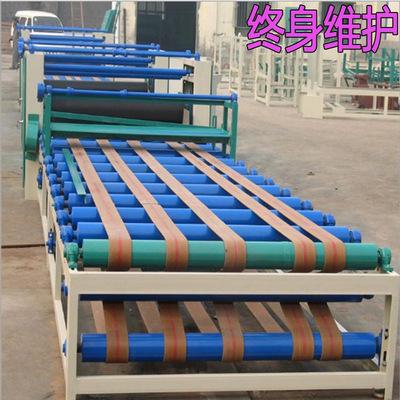 专业生产匀质保温板生产设备厂家 免费设计安装建材生产加工设备