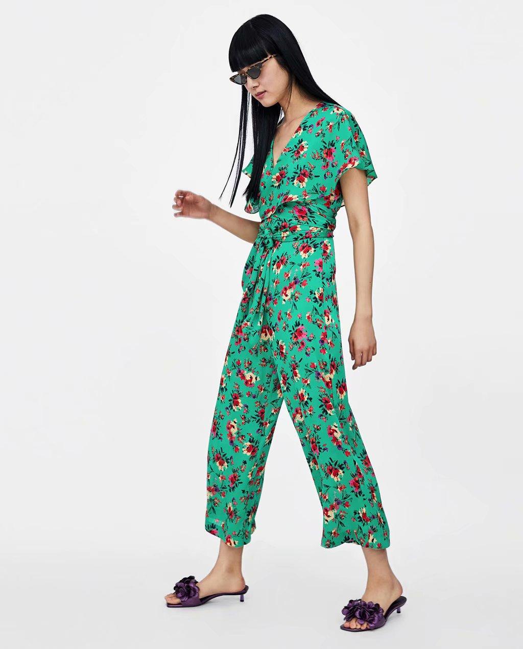 Cotton Fashionpants(Green-S) NHAM4423-Green-S
