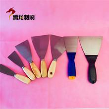 厂家直销金涛牌 不锈钢加厚塑料柄油灰刀 填缝刮刀 铲刀 腻子刀