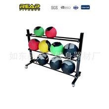 三层药球球架健身球架重力球篮球架健身房私教训练