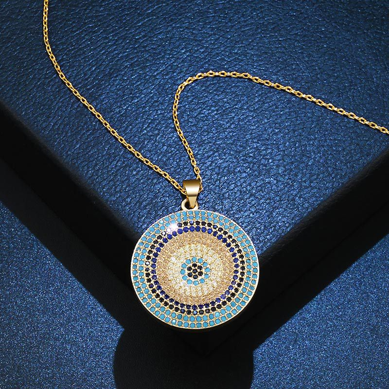 Alloy Korea Geometric necklace  Alloy  Fashion Jewelry NHAS0185Alloy