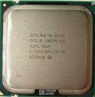 酷睿2双核 E8600台式cpu775针 散片处理器批发