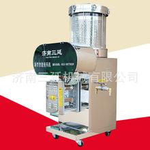 厂家直销供应 中药煎药机1单缸煎药设备常压中药煎药包装一体机