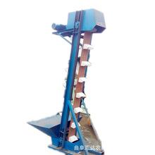 厂家推荐粮食斗式提升机 非标定制环链钢斗斗式输送机