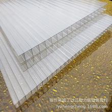 PC聚碳酸酯陽光板,耐力板,鎖扣板,pc中空陽光房