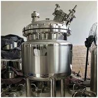 Фабричная смесь из нержавеющей стали с эмульсией для смешивания с пищевыми продуктами и напитками