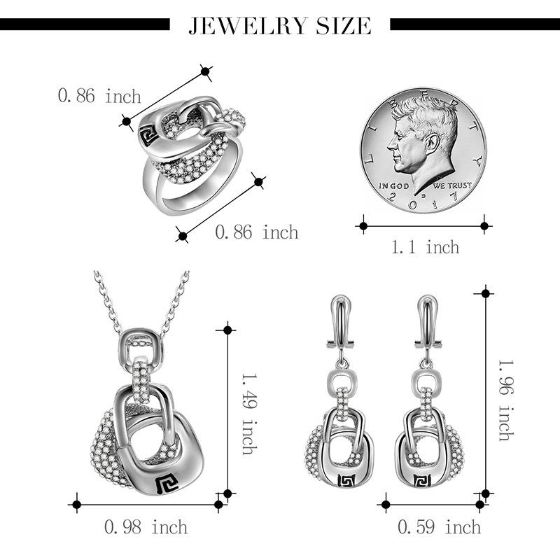 Alloy Fashion  necklace  61173179 NHXS167161173179
