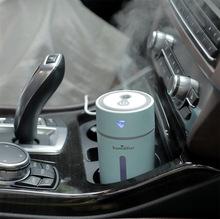 创意新款USB钻石杯加湿器 汽车车载家用迷你加湿器厂家礼品定制