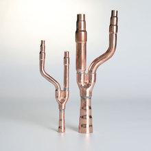赛创格力01A中央空调分歧器VRV制冷专用安装配件分支管厂家直销