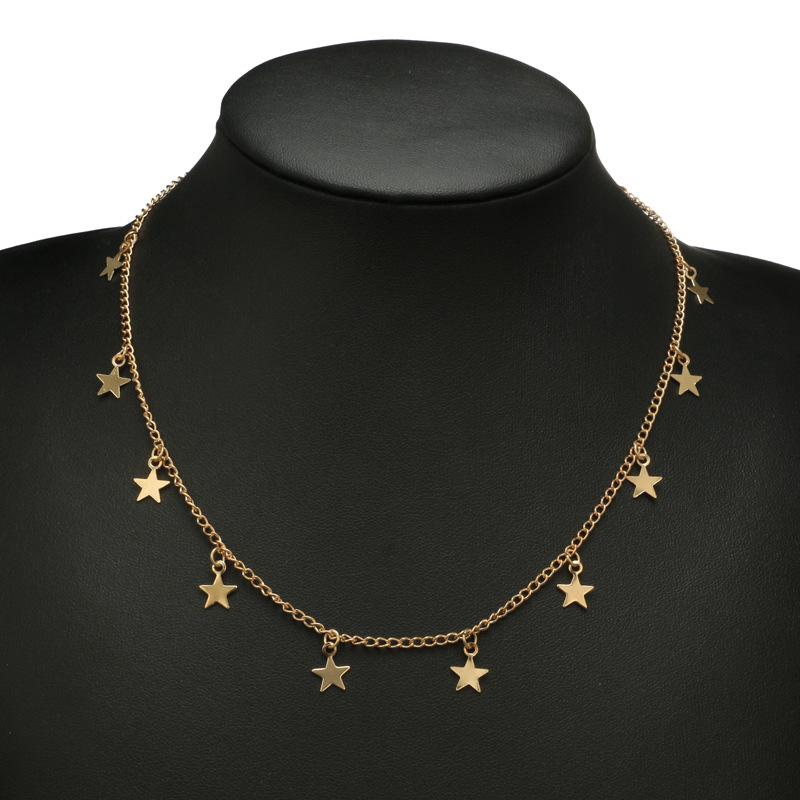 Alloy Fashion  necklace  (Alloy) NHGY1042-Alloy