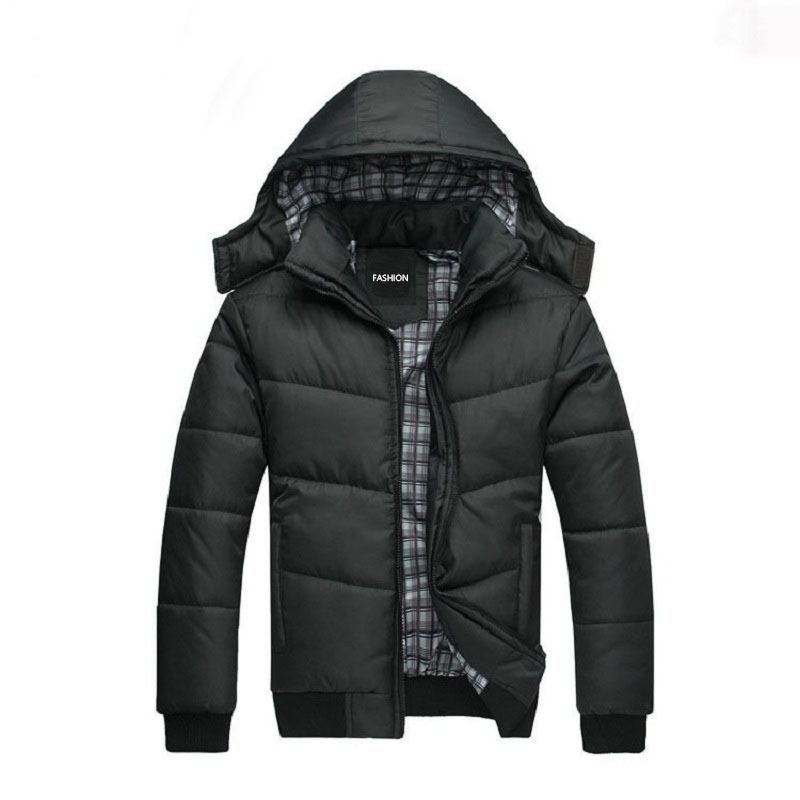 男装韩版时尚都市男式羽绒棉衣棉服男外套冬装新款厂家直销批发