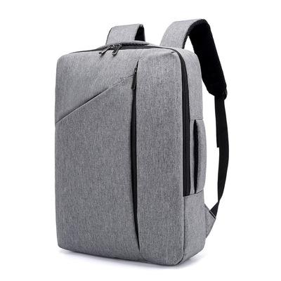 双肩包男士商务背包多功能 2018新款大容量电脑包出差旅行手提包