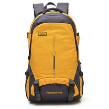 厂家批发45L新款韩版户外登山包?#20449;?#21452;肩包防水透气休闲旅行背包
