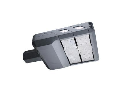 曼索罗新款LED小路灯外壳套件压铸铝模组路灯外壳乡村道路小路灯