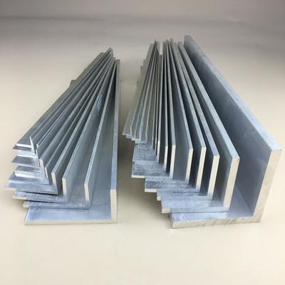 货源90度直角铝合金角铝型材不等边角铝L型铝条三角条铝合金角铁6063批发