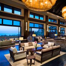 酒店公区家具 中式沙发 实木沙发 桌椅组合 大堂洽谈单人沙发